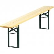 Bænk - 25x220 cm