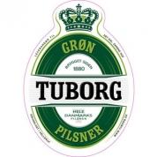 ØL Tuborg Grøn Fustage 25L.