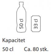 Kølere til flasker og dåser