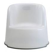 Kemmi stol Hvid