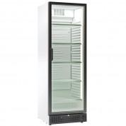 Køleskab med glasdør - 382 Litter