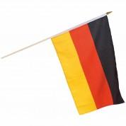 Flag på træpind - Tyskland