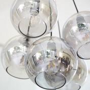 Lampe i glas - Pendel CARLOS Ø20