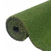 Kunst græs 1 x 15 m. 20-25mm - Løber