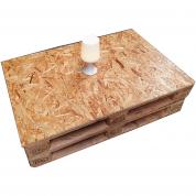 Bordlampe - Hvid ledningsfri bruger batteri
