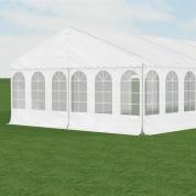 Telt PRO - 6 x 12 m. partytelt - inkl sider