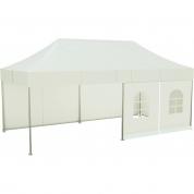 Telt - Pop-up - 4 x 8 m - hvid uden sider