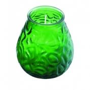 Lysbowle grøn  12 stk. pr pak.