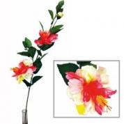 Hibiscus kvist - Lyserød