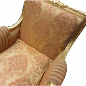 Stol - Kongelig guld stol