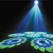 Lyseffekt RBGL-400 LED