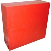 Rød bar