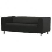 Sofa - sort