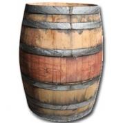 Vintønde - Whiskytønde - Stor