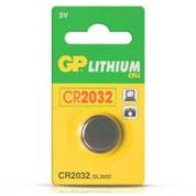 Batteri, lithium CR2032