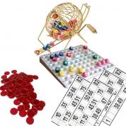 Bingo bango - Tromle til opråb med plader