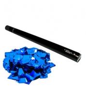 Konfettirør - EL - Blå 80 cm