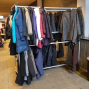 Garderobestativ Pro M3 200 jakker