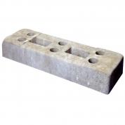 Beton fod til byggehegn