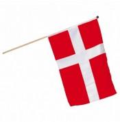 Flag på træpind - Danmark