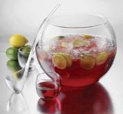 Punch glas bowl 4 L