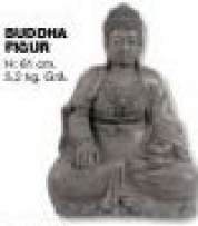 Buddha siddende figur