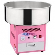 Candyflossmaskine og tilbehør