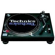 DJ Mixer & CD/LP afspiller
