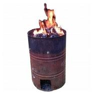 Ild - Fakler - Olietønder