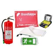 Brand, sikkerhed & Førstehjælp