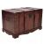Kiste - Trækiste vintagestil med håndtag